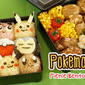 Pokémon GO Picnic Bento Lunch Box - Video Recipe
