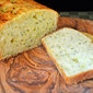 Lemon Zucchini Bread, the end of the canal