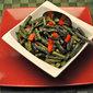 Summer Beans with Pimiento (no Velveeta), flowers