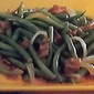 Sauteed Green Beans with Bacon & Onions