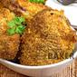 Crusty Parmesan Chicken