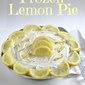 No Bake Frozen Lemon Pie