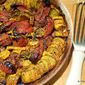 Italo Provencal Sausage Vegetable Tian