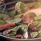Apple-Bacon Spinach Salad