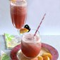 Cherry Peach Smoothie