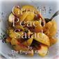 Green Peach Salad