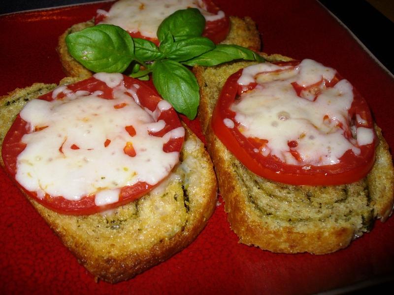 Pesto Swirl Bread Recipe by Lynne - CookEatShare