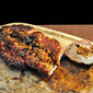 Barbecued Stuffed Pork Tenderloin; why make it difficult?