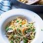 Light Tuna Noodle Skillet Casserole