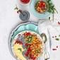 Foodtalk  Mango Smoothie Bowl … breakfast stories on the go #Foodventures #breakfastforchampions