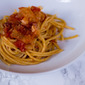 Spaghetti all'amatriciana and a #virtualsagra for Amatrice and Central Italy.