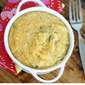 Old Bay Chive Cheese Grits