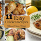 Easy Chicken Recipes for National Chicken Month