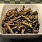 Sesame Green Beans; Secret Recipe Club