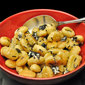 Fried Gnocchi with Sage and Pecorino' water bridge