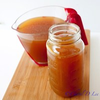Hatch Chile Chicken Stock