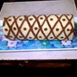 Homemade Patterned Swiss Roll