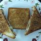 Bombay Sandwich | Bombay Vegetable Sandwich