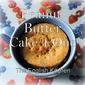 Peanut Butter Cake 4 One