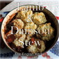 Lamb and Damson Stew