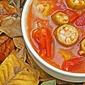Easy Tomato & Okra Soup