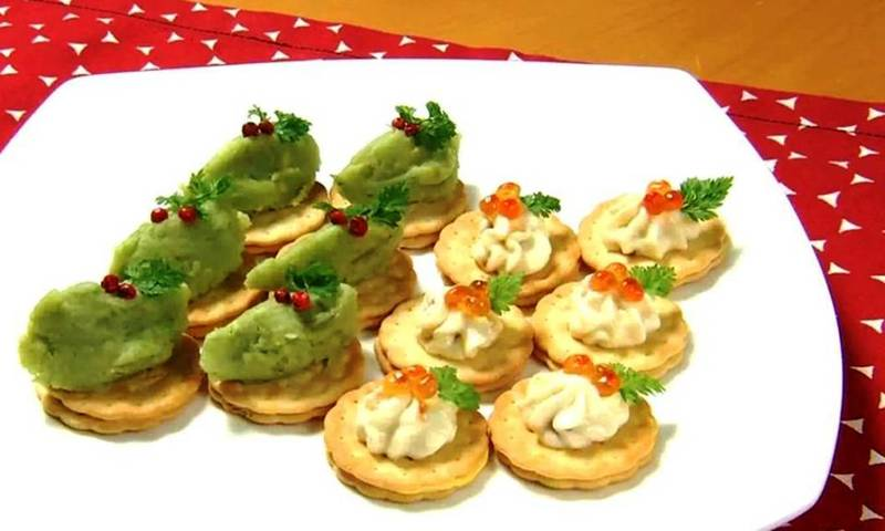 Avotato canape and apricream canape recipe by csthay for Types of canape bases
