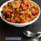 Arroz Congri/Vegan Cuban Red Kidney Beans Rice
