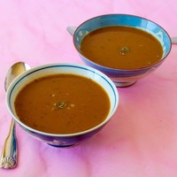 Spiced Chestnut Soup