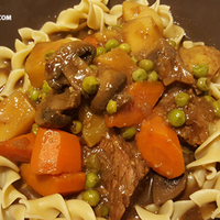 Slow Cooker Beef & Stout Stew