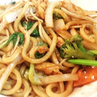 Chinese Seafood Noodles