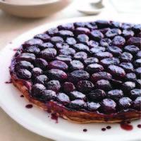Grape Tarte Tatin