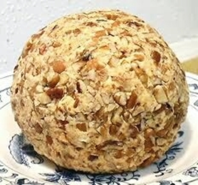 Date & Blue Cheese - Cheese Ball Recipe by Ann - CookEatShare