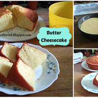 BUTTER CHEESECAKE RECIPE