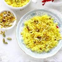 Meethe Chawal (Sweet Pulao Recipe)