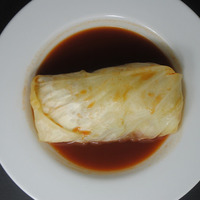 Cabbage rolls with lamb, rice and a hint of cinnamon