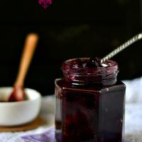 Bangalore blue grape chutney and jam