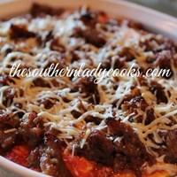 ITALIAN SAUSAGE BUBBLE UP PIZZA