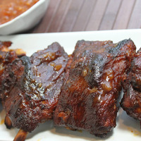 Pressure Cooker Baby Back Ribs