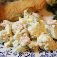 After the Boil Seafood Potato Salad
