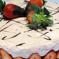 Recipe For Strawberry Mousse Cake
