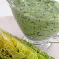 Recipe For Green Goddess Salad Dressing