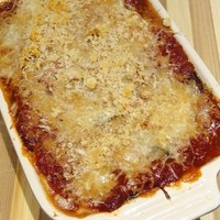 Recipe For Melanzane Parmigiana