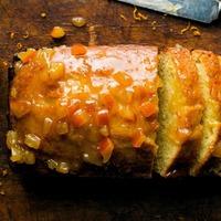 Bitter Marmalade Chocolate Loaf
