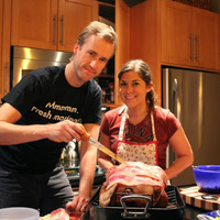 Perfect Pair: Maple-Roasted Turkey with Beer and Wine