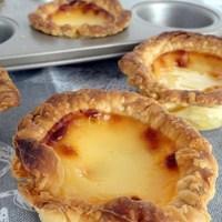 Recipe For Pasteis De Natas