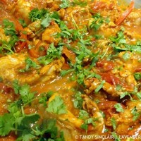 Recipe For Crayfish Balti