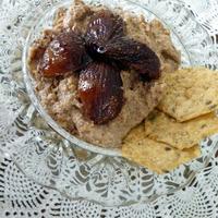 Porto Fig Walnut and Cheddar spread