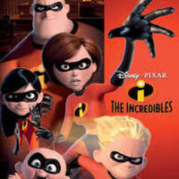 Frozone Super Hero Popsicle for Food 'n Flix: The Incredibles