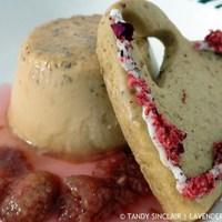Recipe For Gluten-Free Lavender Shortbread