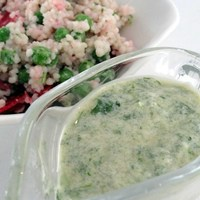 Recipe For Tahini Salad Dressing